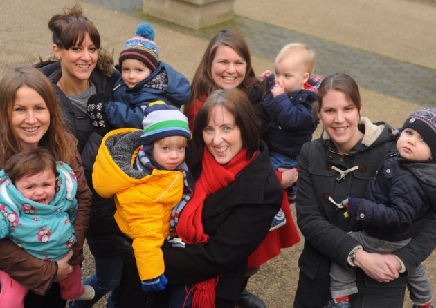 Wymondham mum's baby bank idea to help families in need