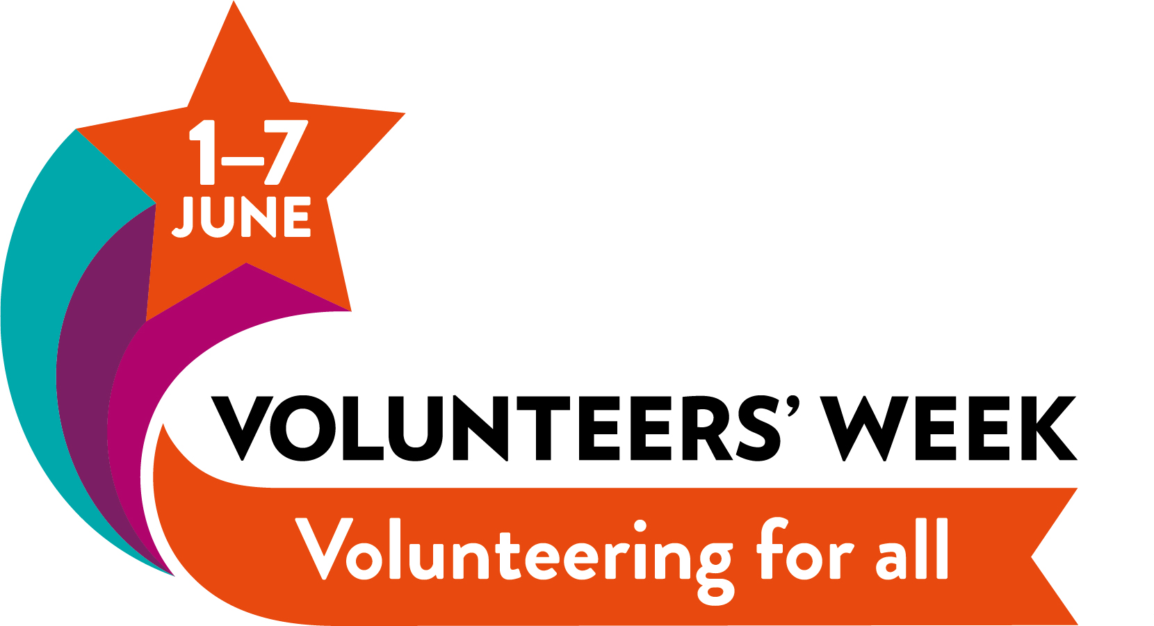 It's Volunteers Week! Do something great